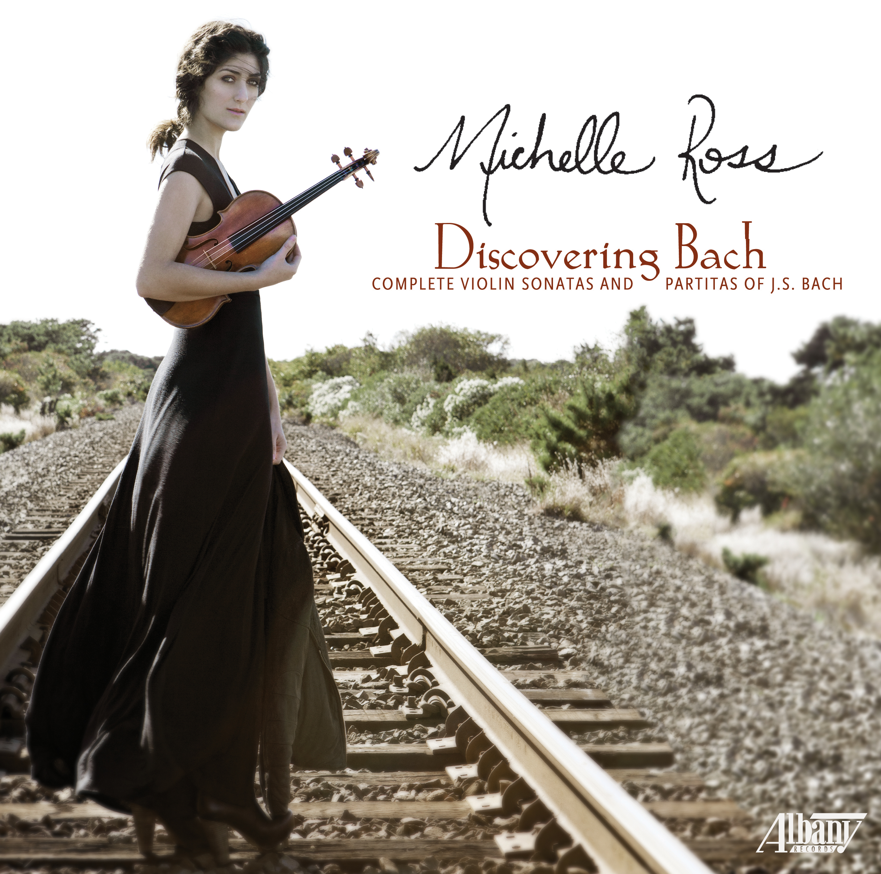 Michelle Ross, Violinist and Composer - Discography